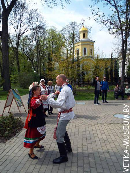 """Школка бытавога танца"" ў справе"