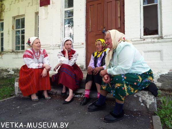 Пахаванне стралы ў в. Стаўбун 2015 год