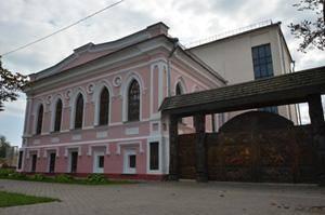 Будынак Веткаўскага музея